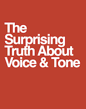 Download content marketing agency D Custom's white paper on the importance of voice and tone in brand communications.