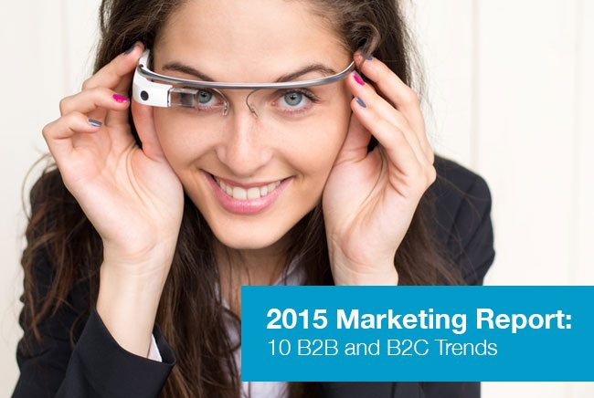 Dallas agency D Custom posts about how new virtual reality technology will affect content creation, a B2B and B2C content marketing trend for 2015.